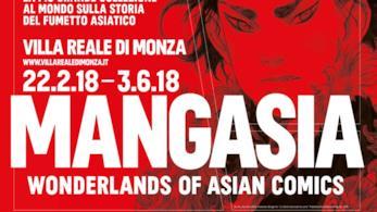 Banner di Mangasia: Wonderlands of Asian Comics