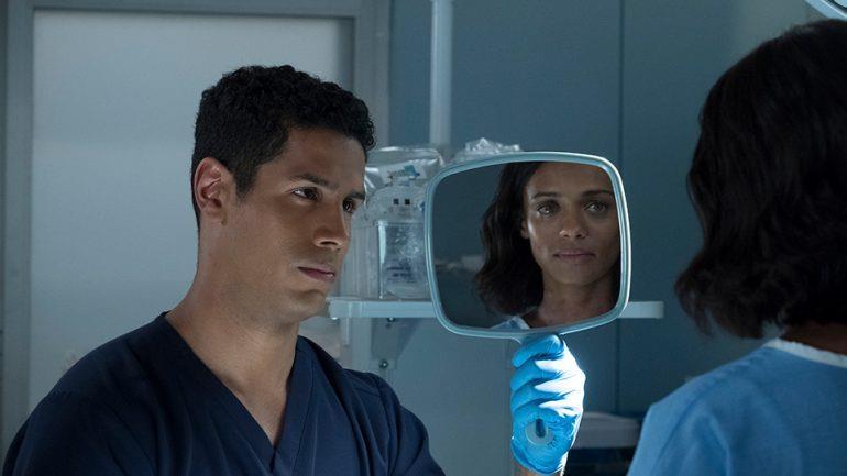 Un'immagine dall'episodio 1x17 di The Good Doctor