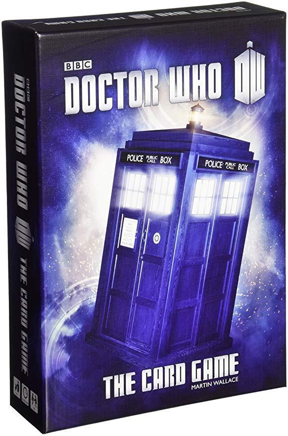 Il Card game di Doctor Who