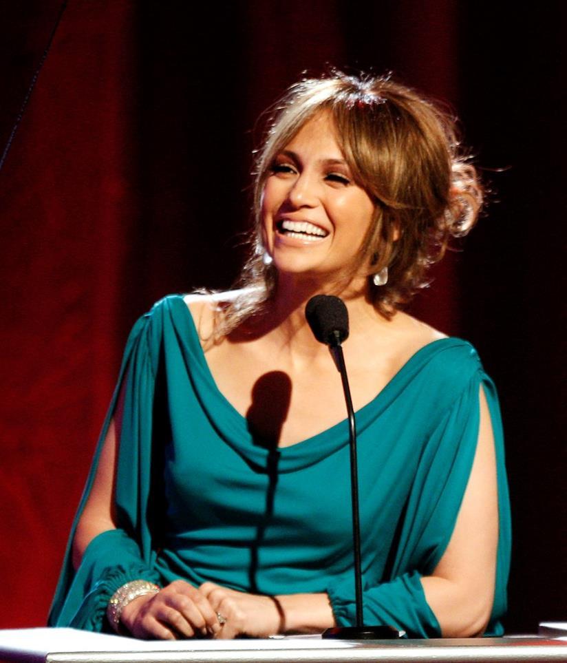 Jennifer Lopez alla Noche de Ninos