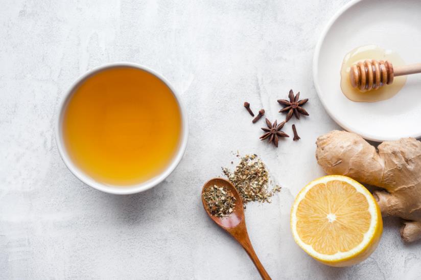 Se preferite il tè con il limone spremetelo fresco