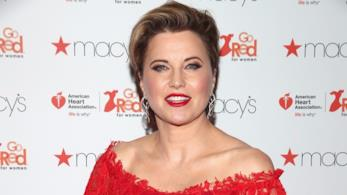 Lucy Lawless all'evento Go Red dell'American Heart Association
