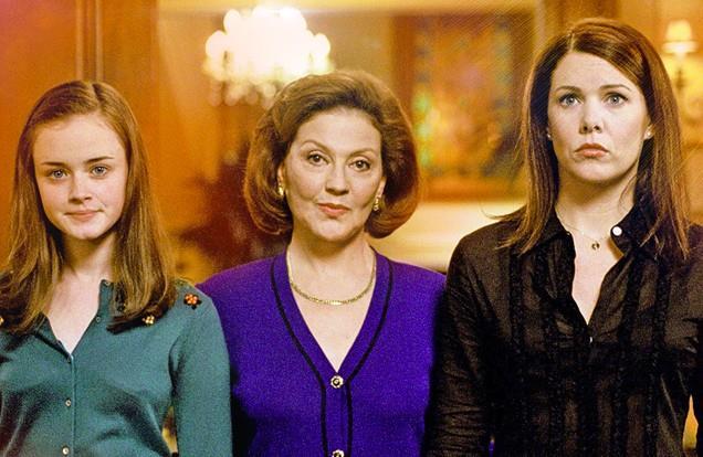 Una mamma per amica: il difficile rapporto tra Emily e Lorelai