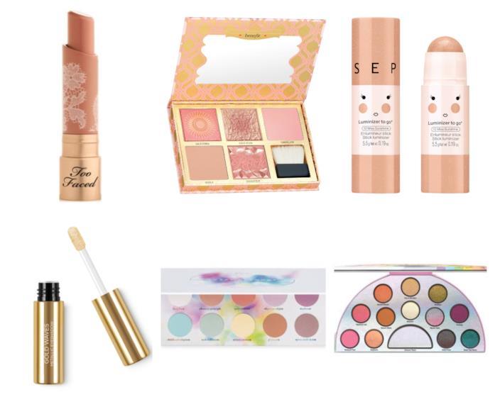 Kesha ispira il look make-up moda P/E 2018