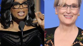Anche Meryl Streep vuole Oprah Winfrey alla Casa Bianca