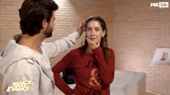 Dance Dance Dance, sala prove ottava sfida