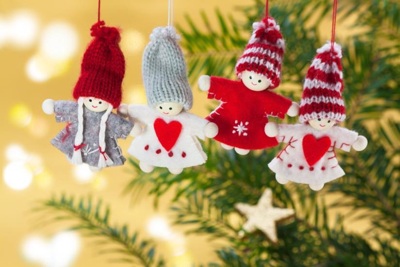 Angeli natalizi