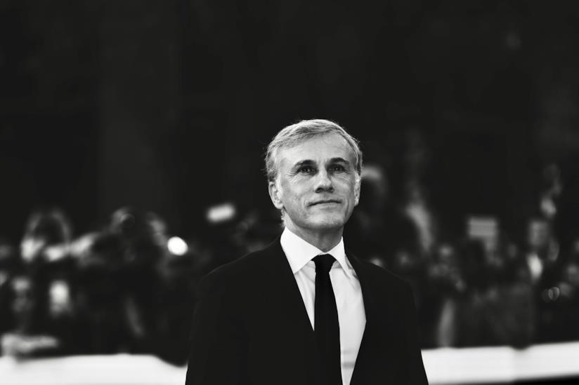 Christoph Waltz al Roma Film Fest 12