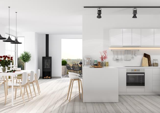 Angolo Cottura Soggiorno : Soluzioni per progettare un perfetto angolo cottura in soggiorno