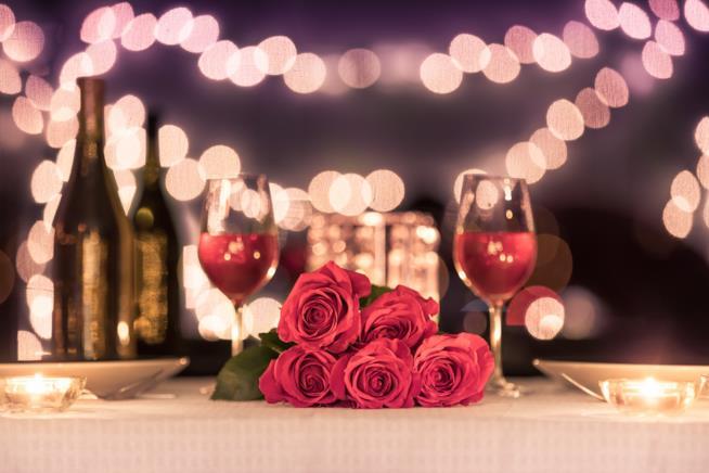 Menu per San Valentino
