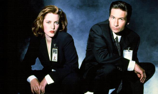 I protagonisti di X-Files