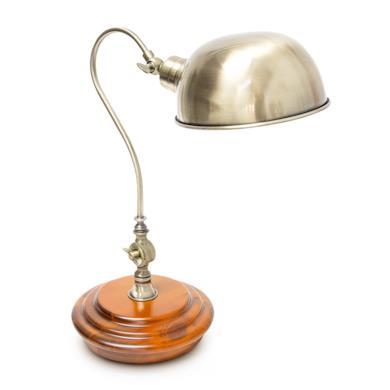 Lampada da Tavola in Design Steampunk