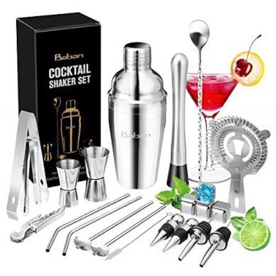 Set cocktail 22 pezzi