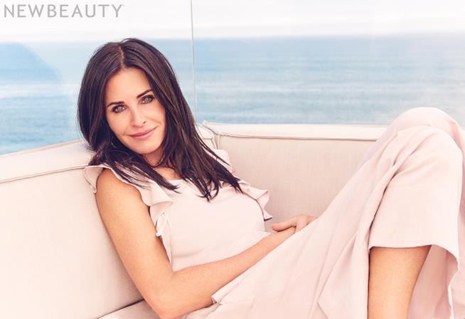courtney cox cover new beauty