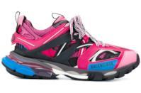 Track rosa/blu