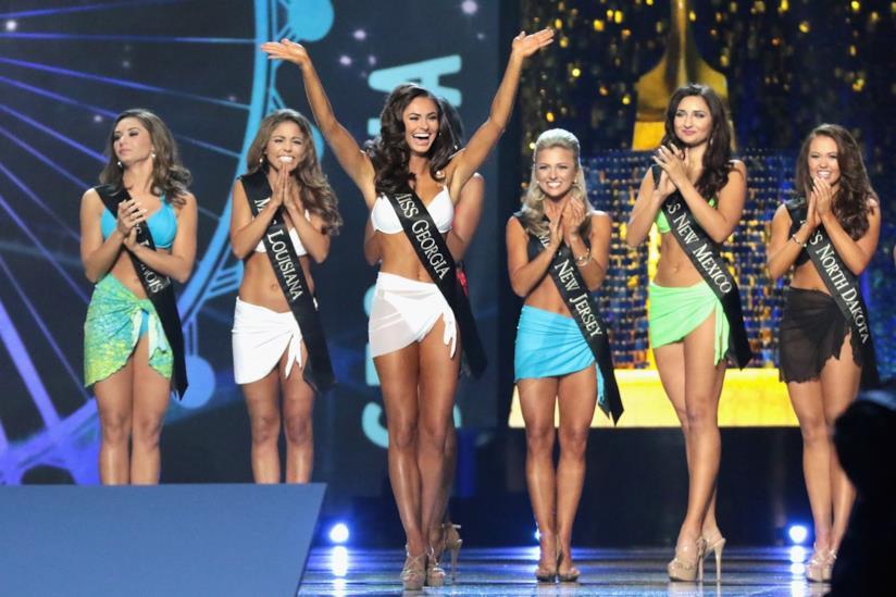 Le Miss del 2018
