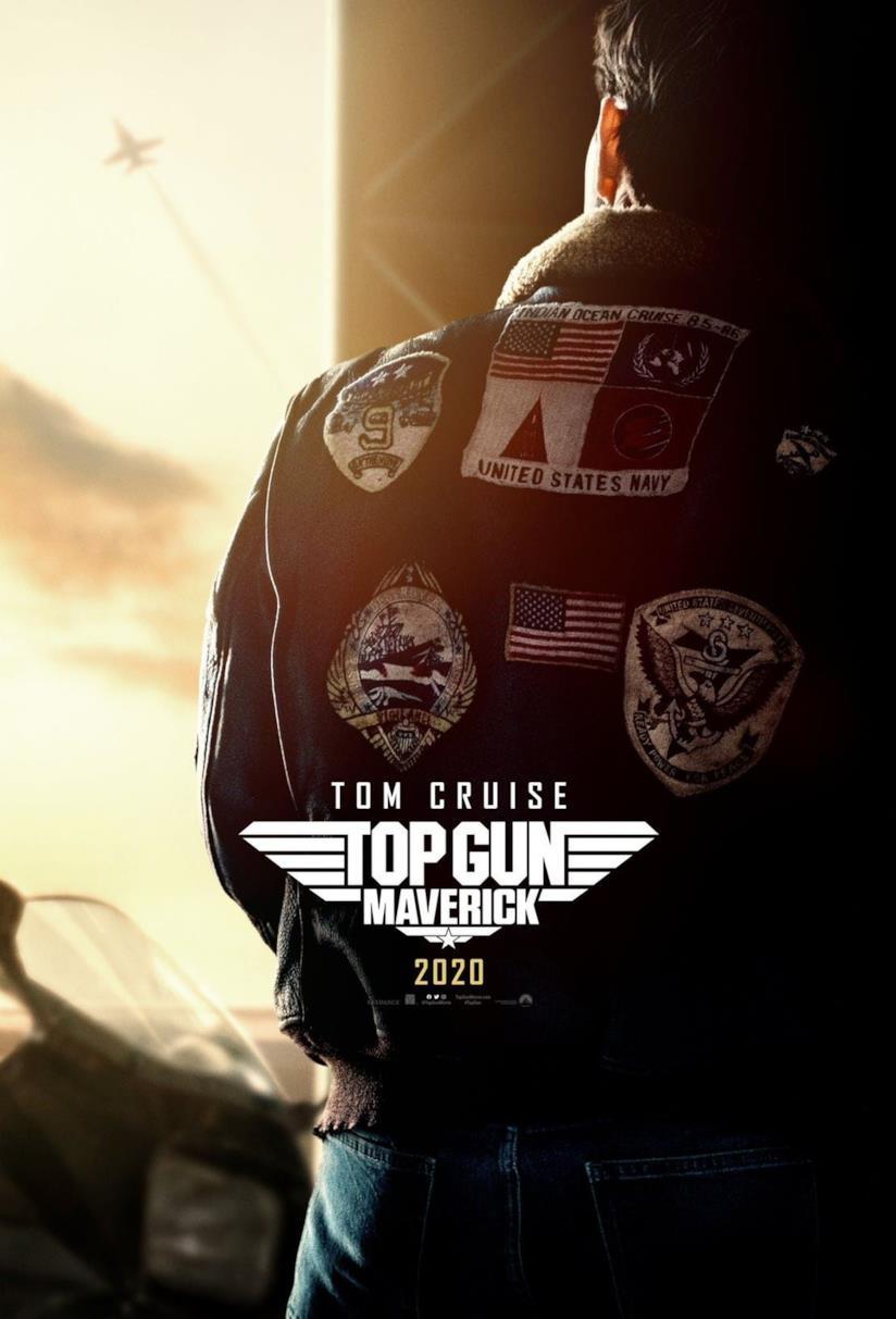 Locandina di Top Gun: Maverick