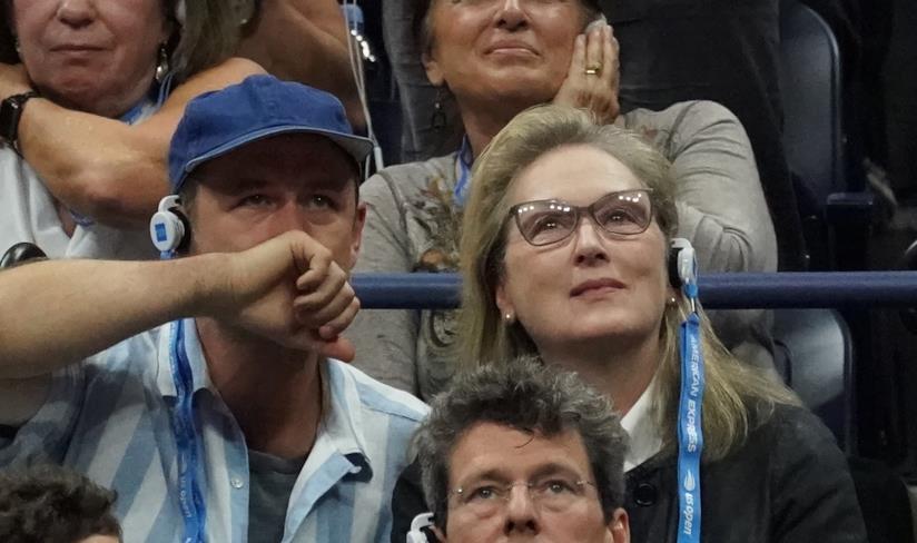 Meryl Streep agli US Open
