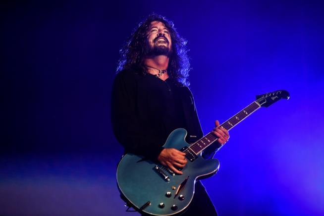 Foo Fighters live in Portogallo