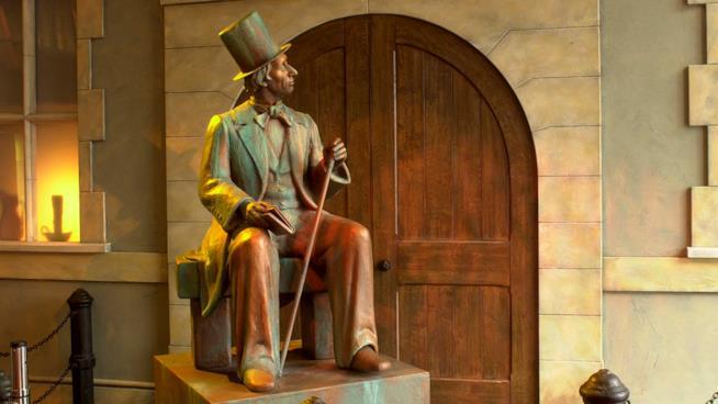 La statua di Andersen