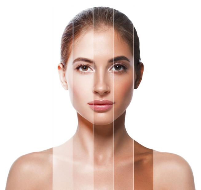 Scegliere il fondotinta in base al tipo di pelle