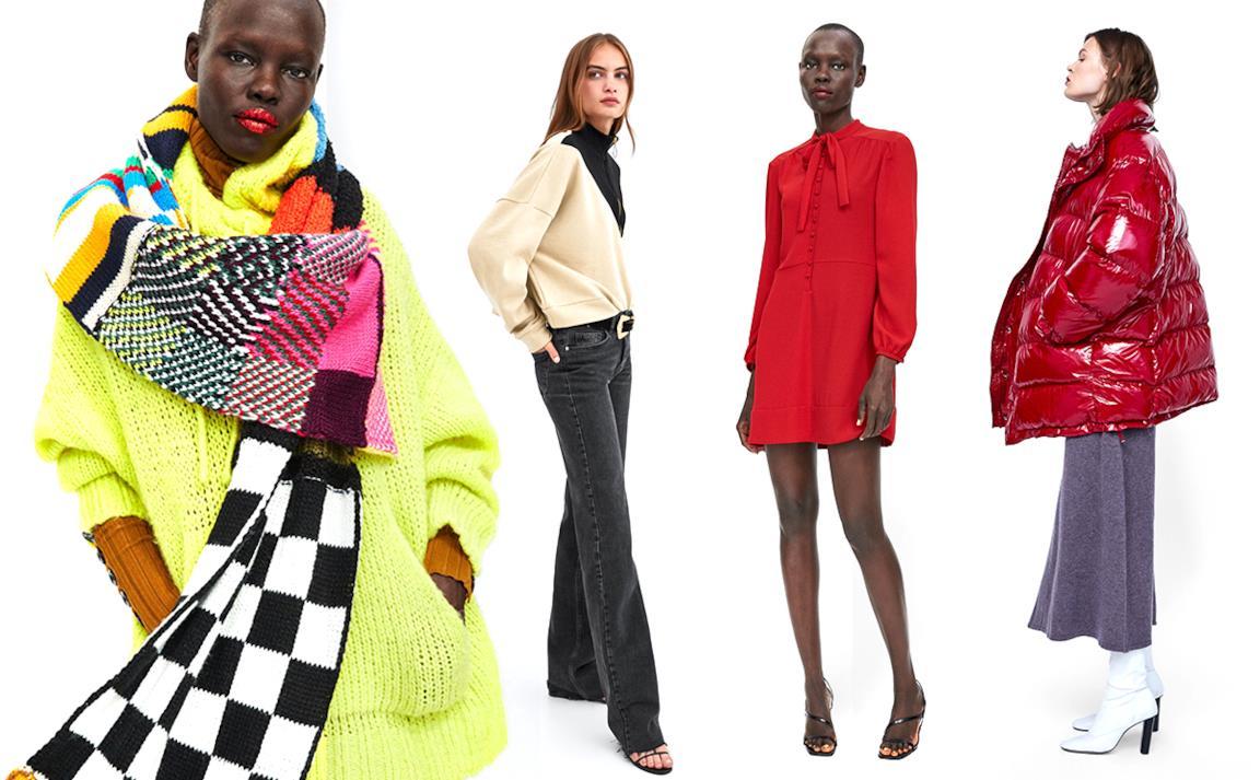 the best attitude 08f26 66157 Zara Donna: tutti gli outfit color block della collezione