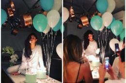 Alcuni scatti del compleanno di Selena Gomez