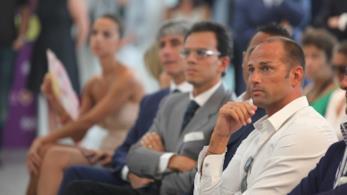 Stefano Bettarini a un evento pubblico