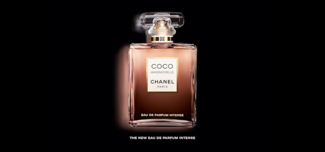 Coco Mademoiselle Eau de Parfum Intense di Chanel, profumo di primavera