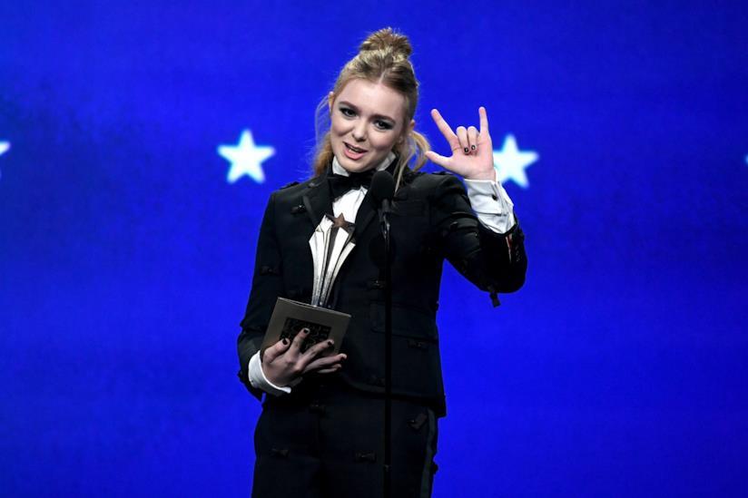 Elsie Fisher per i Critics' Choice Awards è la miglior giovane attrice