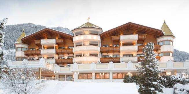 L'Hotel Gardena di Ortisei, meta ideale per un San Valentino romantico