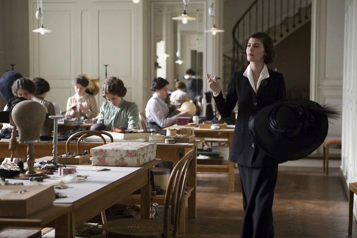 Audrey Tatu in Coco Avant Chanel – L'amore prima del mito di Anne Fontaine (2009)