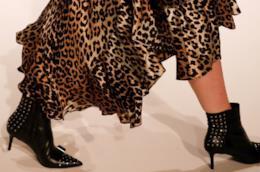 Le scarpe con le borchie sono di moda per l'A/I 2018-19