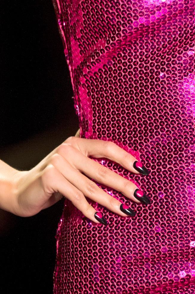 Unghie Gel Nere 2019 Idee Per La Nail Art