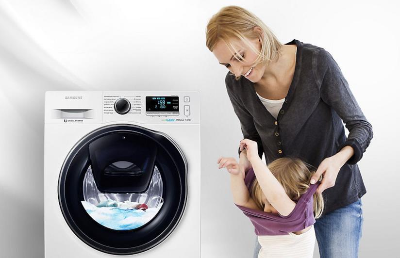 Le migliori offerte per lavatrici Samsung AddWash