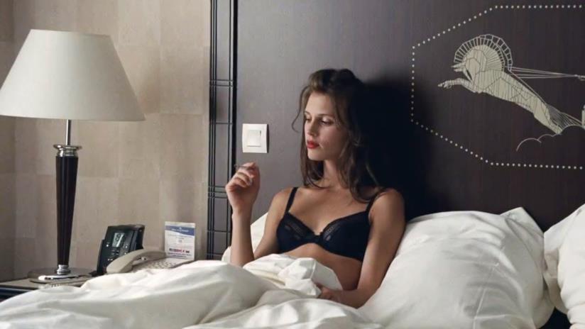 L'attrice Marine Vacth nel film Giovane e Bella di François Ozon