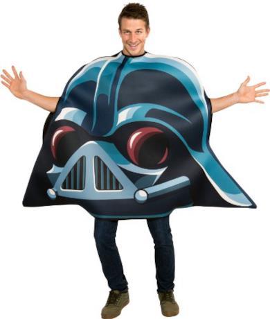 Angry Birds Star Wars - Darth Vader