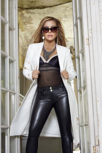 Evolution: Anastacia presenta il nuovo album