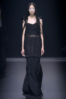 Sfilata VERA WANG Collezione Donna Primavera Estate 2020 New York - ISI_2299