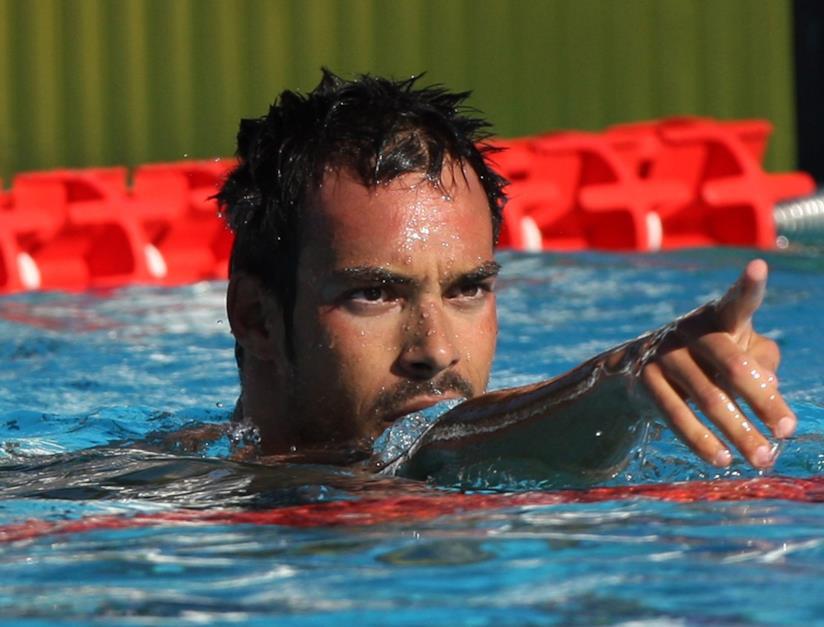 Luca Marin nuotatore