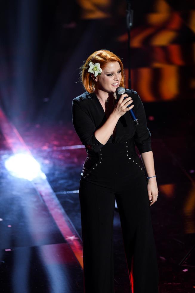 """""""Non smettere mai"""" è la canzone di Noemi del Sanremo 2018"""