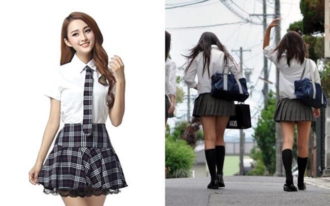 Il Burusera è la compravendita delle mutandine delle studentesse giapponesi