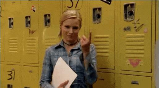 Veronica Mars a scuola