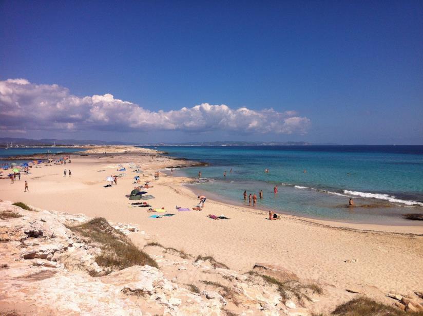 Spiaggia di Formentera