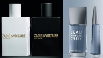 I nuovi profumi di Zadig & Voltaire e Issey Miyake