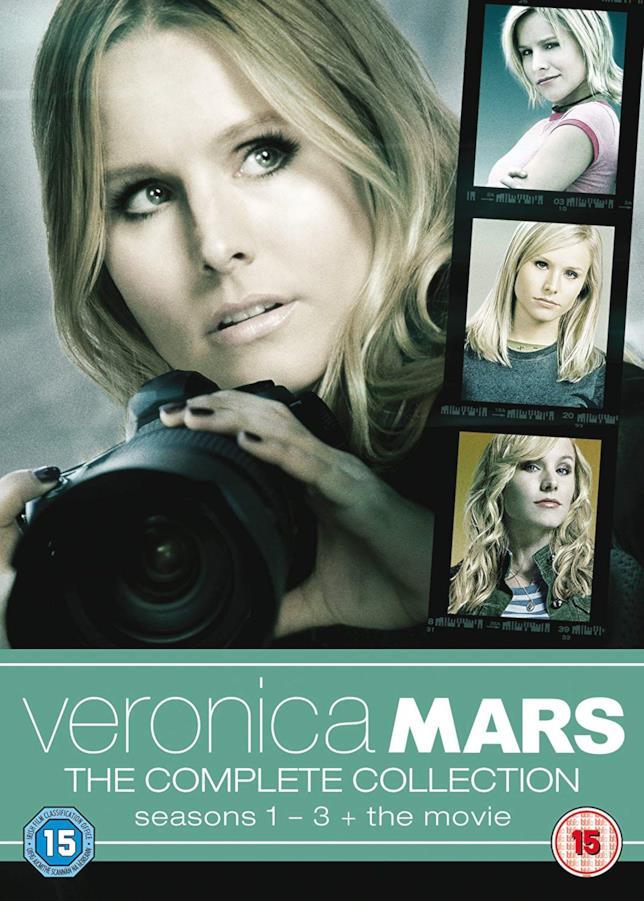 Cofanetto DVD di Veronica Mars - Seasons 1-3 + the movie