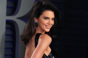 Kendall Jenner al party Vanity Fair Oscar 2019