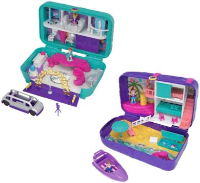 Polly Pocket playset Posticini segreti