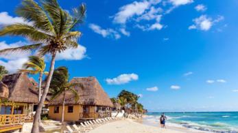 Natale al caldo in Messico sulle spiagge di  Playa del Carmen