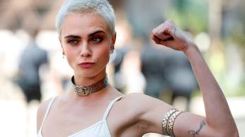 La sfilata di Chanel a Parigi